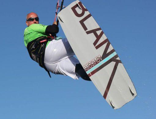 Kitesurfen - Kitesurfausrüstung - Kiteboard