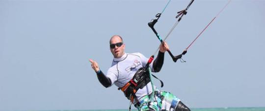 Kitesurfausrüstung - Kitebar