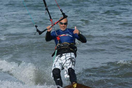 Kitesurfen - Kitesurfausrüstung - Kitebar