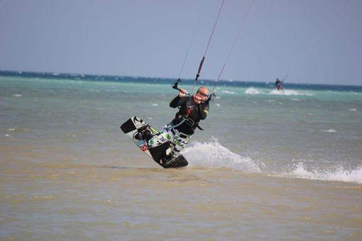 Kitesurfen - Basictechniken - Richtungswechsel
