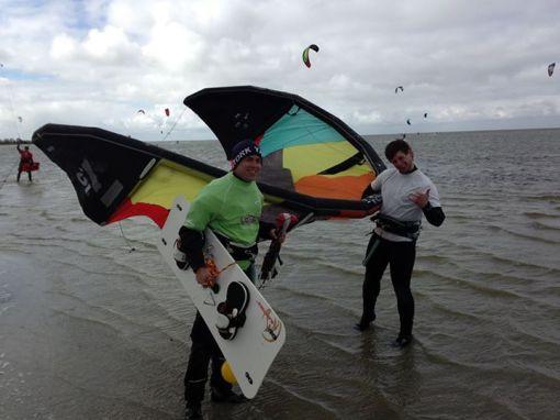 Kitesurfen - Kitesurfausrüstung - Kite