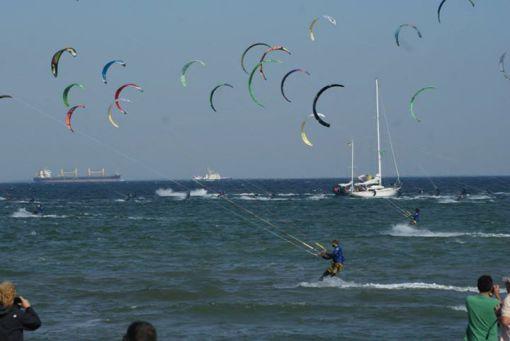 Kitesurfen - Grundlagen - Bodydrag