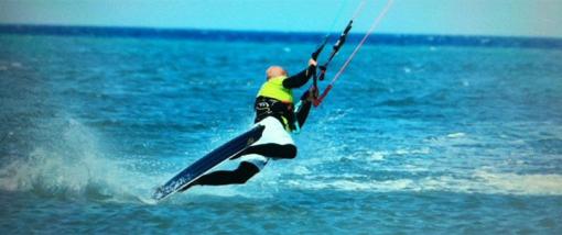 Kitesurfen - Tricks