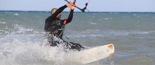 Kitesurfen - Grundlagen - Richtungswechsel