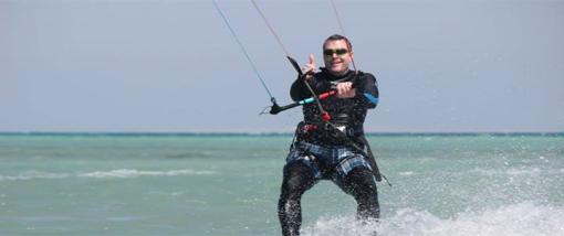 Kitesurfen - Tricks - Frontroll
