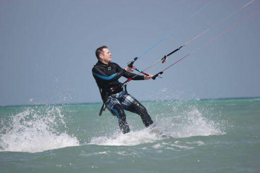 Kitesurfen - Tricks - Kiteloops