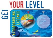VDWS License, Kitesurfen lernen, Kiteboarding Licence