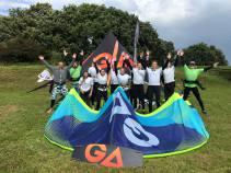 Anfängerkurs Holland, Kitesurfen lernen, Kitekurs, Kitesurfkurs